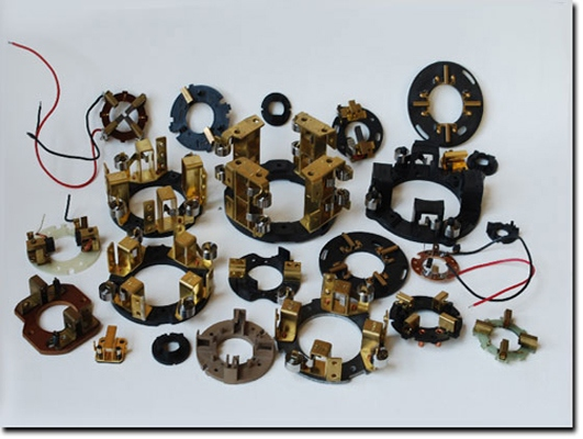 Internal Brush Ring Assemblies